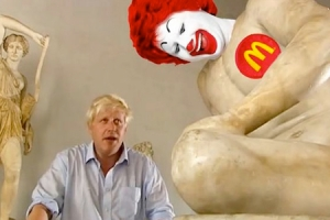 A bad trip for Boris?